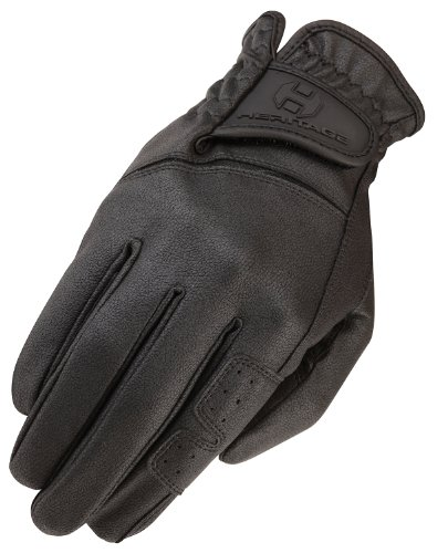 Heritage GPX Show Gloves, Size 9, Black - Heritage Competition Gloves
