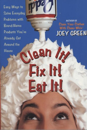 Clean Fix Eat Joey Green ebook product image