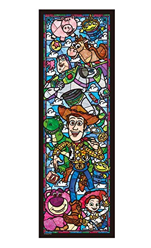 Disney Stained 456 Pisutoi Story Stained Glass Dsg-456-719 Tightly by Tenyo 719 Glasses