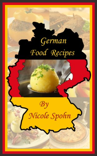 German Food Recipes by Nicole Spohn
