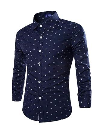 Reduzierte Slim Fit Hemden für Damen | Herren hemden slim