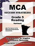 MCA Success Strategies Grade 5 Reading Workbook: Comprehensive Skill Building Practice for the Minnesota Comprehensive Assessments