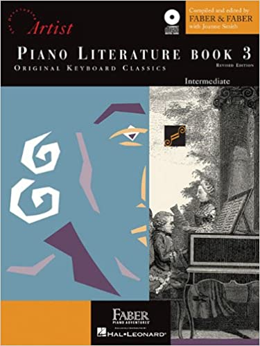 piano literature book 3 developing artist original keyboard classics the developing artist library