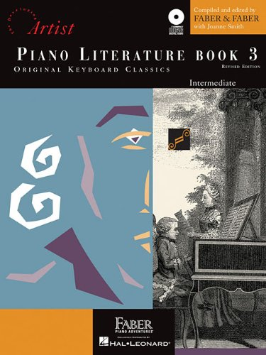 Piano Literature - Book 3: Developing Artist Original Keyboard Classics (The Developing Artist Library)