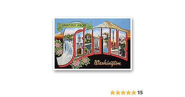 Washington Details Greeting Card Set of Five