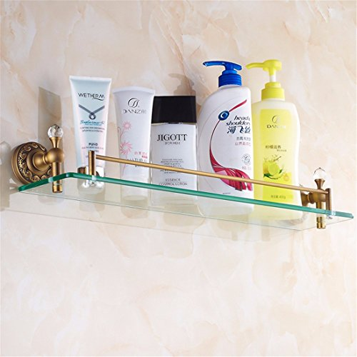 LAONA All European antique bronze ribbon drill, bathroom fittings, paper reel, soap box,Rack 1 by LINA bathroom accessories (Image #2)