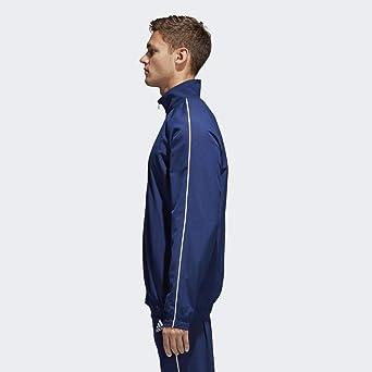 aguacero Plausible Curiosidad  adidas Herren Core 18-cv3684 Sport Jacket: Amazon.de: Bekleidung
