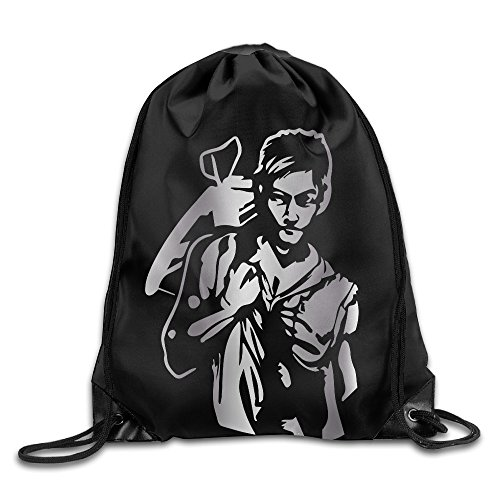 Outdoor Daryl Platinum Style Drawstring Backpack