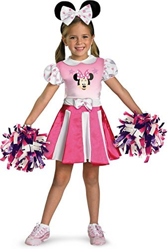 Disguise Minnie Mouse Cheerleader Costume
