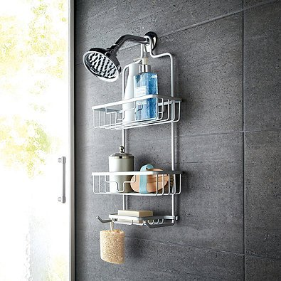 .ORG NeverRust Shower Caddy by .ORG NeverRust