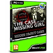 Little Noir Stories: The Case of the Missing Girl (PC DVD)