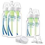 Dr. Brown's Options Narrow Feeding Set, clear