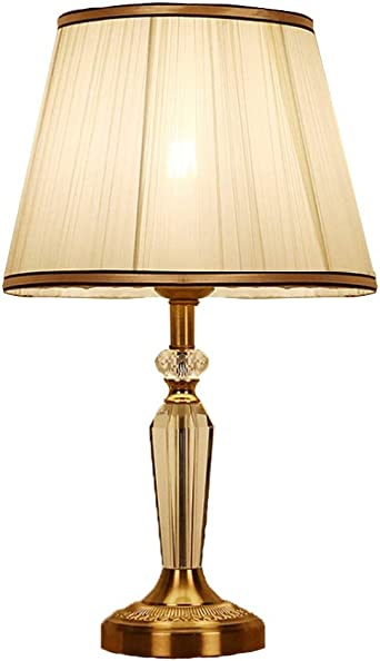 Lámpara De Mesa De Cristal, Luz De Noche De Iluminación De ...