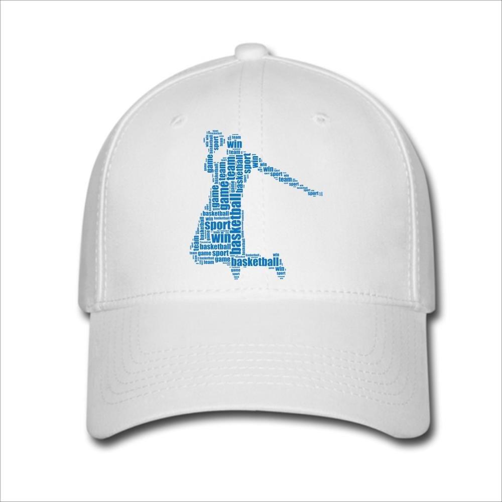 ougther baloncesto palabra ajustable Gorra de béisbol impresión ...