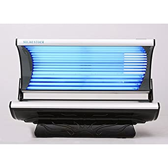 Solar Storm 24R 220V Tanning Bed With Face Lamps