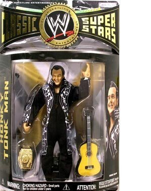 WWE Classic Superstars Series 14 > Honky Tonk Man Action Figure