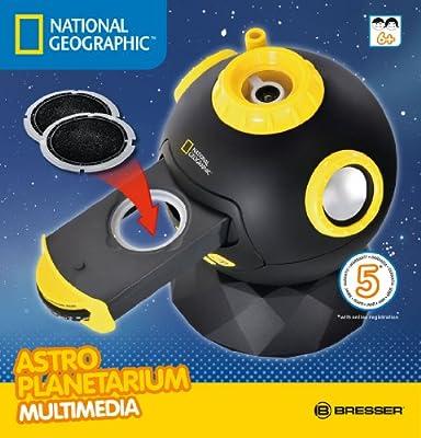 National Geographic Astro Planetario - Multimedia: Amazon.es ...