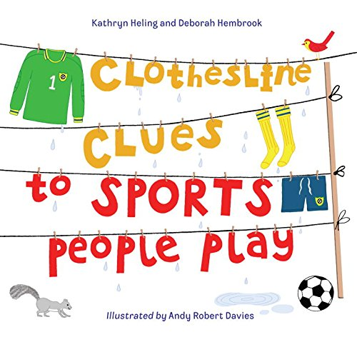 Clothesline Clues Sports People Play