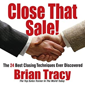 Close That Sale! Audiobook