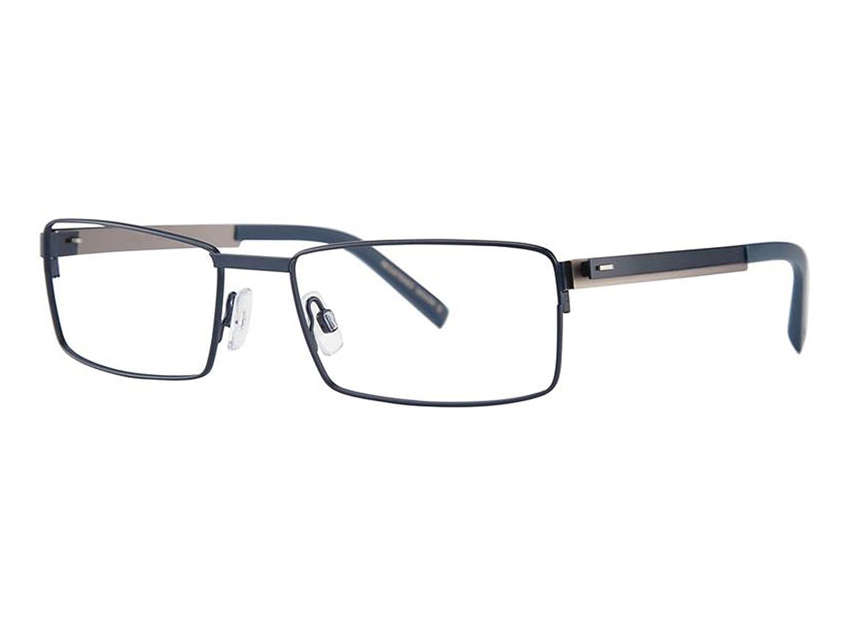 335168f6646 Morel OGA LIGHTEC eyeglasses 7777 7777L (DARK BLUE)  Amazon.ca  Clothing    Accessories
