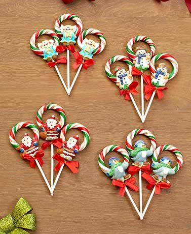 Wreath Lollipop - 3