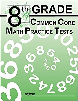 8th Grade Common Core Math Practice Tests Luke Masoutos Examgen