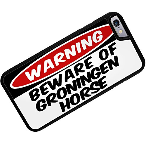 (Case for iPhone 6 Plus Beware of the Groningen Horse -)
