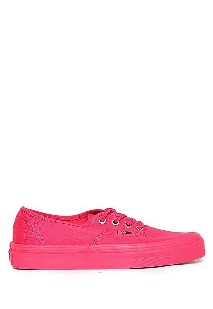 9f2be16923a Vans- Tenis Fiusha Tenis para Mujer Rosa Talla 23  Amazon.com.mx ...
