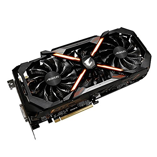 Gigabyte AORUS GeForce GTX 1080 Ti Xtreme Edition 11GB Graphic Cards GV-N108TAORUS X-11GD by Gigabyte (Image #1)