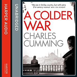 A Colder War Audiobook