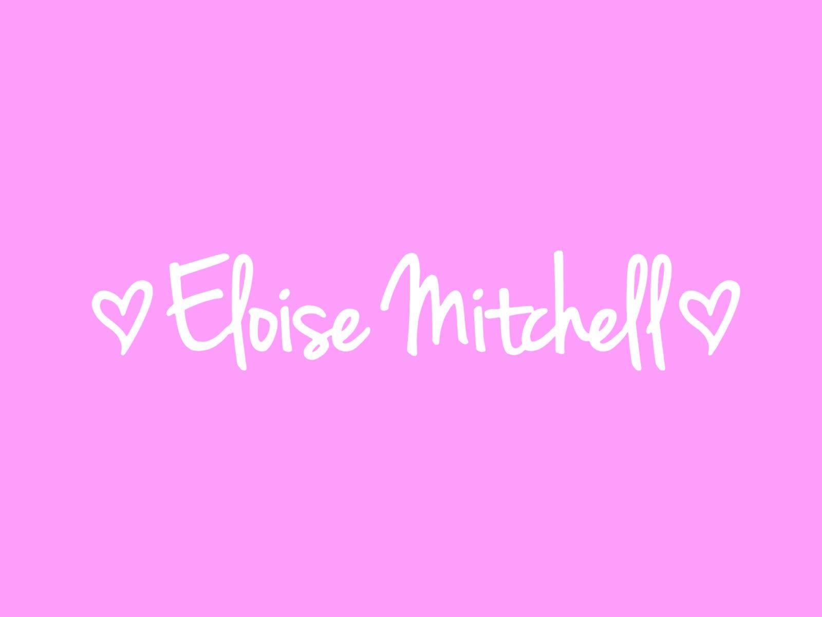 Eloise Mitchell on Amazon Prime Video UK