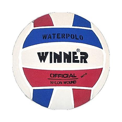 Ganador balón de Waterpolo. Red-White-Blue diseño. Tamaño 4 ...