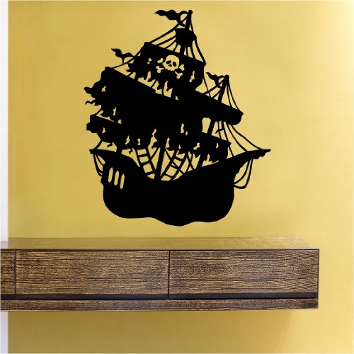 Pirate Wall Decor: Amazon.com