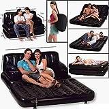 Comfortquest Air Lounge Inflatable Sofa Cum Bed Seat