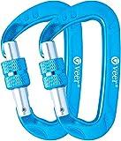 VEER Locking Carabiner Clip 12KN # Super Durable