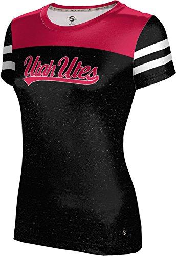 Prosphere University Of Utah Womens Shirt   Game Time  X Large