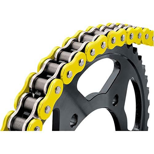 - BikeMaster 520 BMXR X-Ring Chain - Colored (120 Links) (Yellow)
