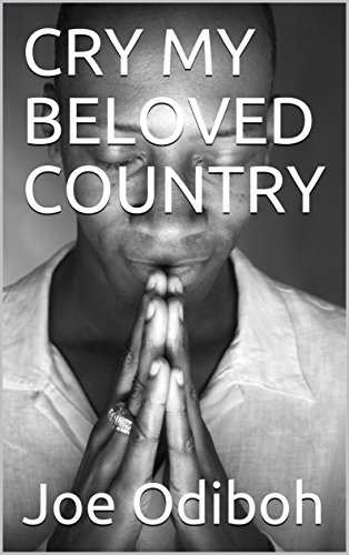 Cry My Beloved Country Book