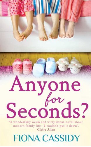 book cover of Anyone for Seconds?