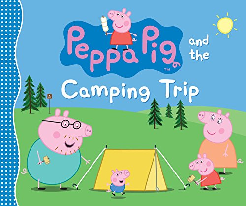 Peppa Camping Trip Candlewick Press product image