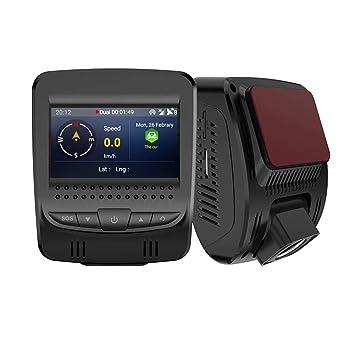 JUNSUN S680 - Cámara de vigilancia para Coche (Pantalla TFT, WiFi 3G, 1080P
