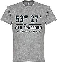 Retake Manchester United Home Coordinate Tee - Grey