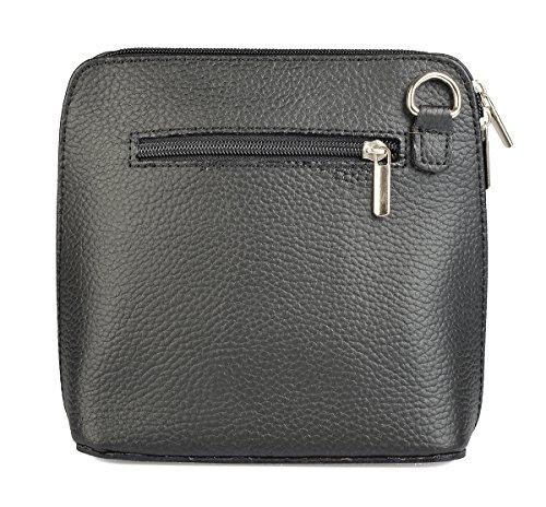 Damen Handtasche - Aus echtem Rindsleder - Mit Hirsch - Schultertasche - Trachtenaccessoir - Damentasche