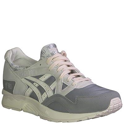 ASICS Men's Gel-Lyte V Fashion Sneakers Stone Grey/Blush 13 | Fashion Sneakers