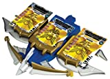 Power Rangers Megaforce - Action Card game, Multi Color