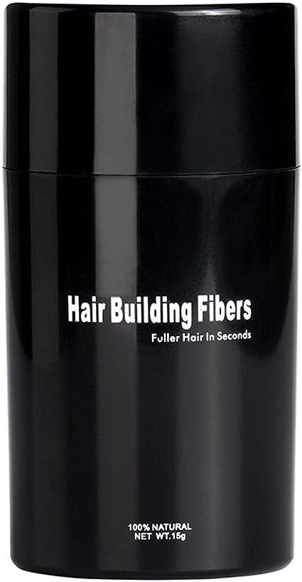 Bulary polvo para cabello densificador fibra capilar: Amazon.es ...