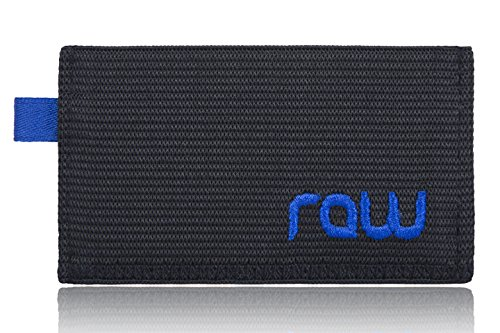 Minimalist Wallet & Credit Card Holder For Men with Slim Design by Raw
