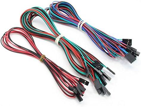 Juego cables RAMPS 1.4 collegamenti termistore Motor endstop ...
