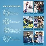 KN95 Face Mask 25 Pack, Filter