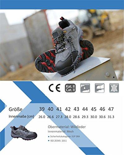 EXTREME PRO Arbeitsschuhe Sicherheitsschuhe Stahlkappe